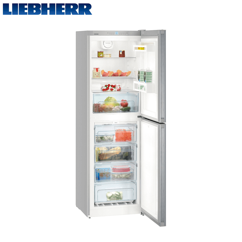 fridge freezers liebherr 60cm no frost fridge freezer cnel4213. Black Bedroom Furniture Sets. Home Design Ideas