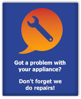Appliance repair tab