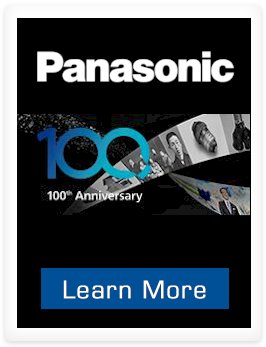 Panasonic 100 Years