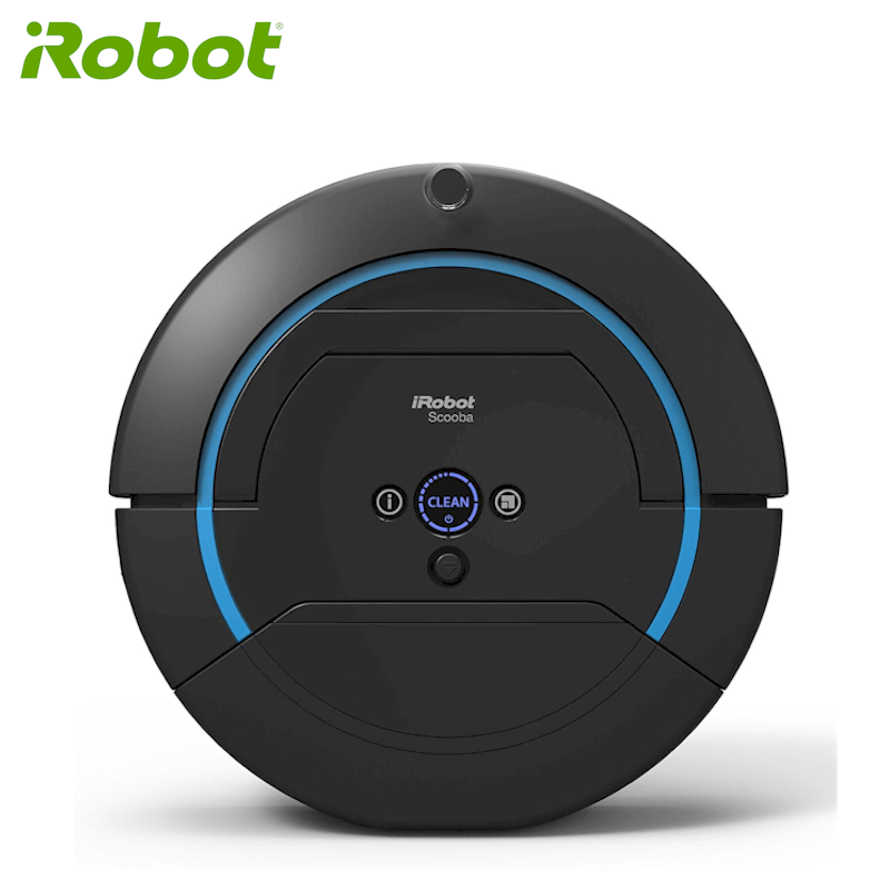steam cleaners irobot scooba floor scrubbing robot scooba450. Black Bedroom Furniture Sets. Home Design Ideas