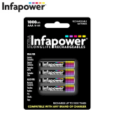 Infapower AAA Rechargeable B002