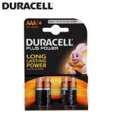 LR03 pack duracell